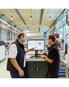 Diagnóstico de Madurez en Industria 4.0