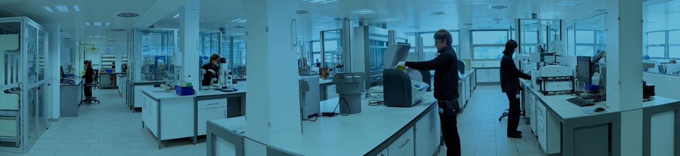Laboratorios acreditados por ENAC