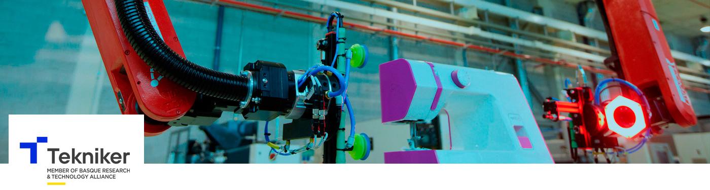Automatización y Robótica Tekniker